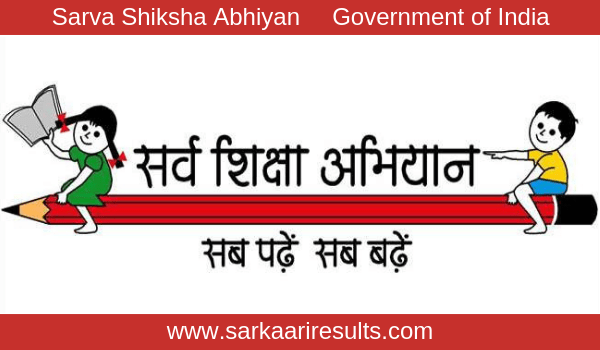 Sarva Shiksha Abhiyan by Government of India