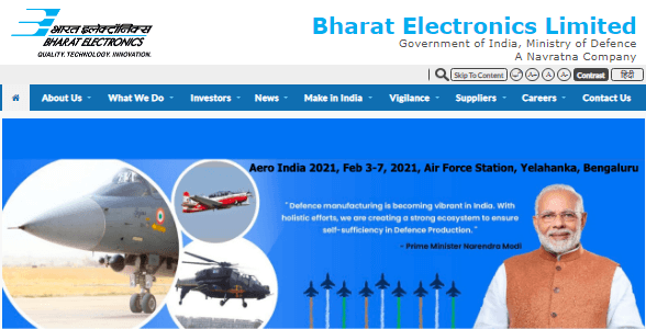 BEL Recruitment 2020 Online Form - BEL Assistant Engineer Online Form